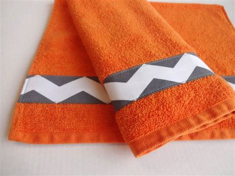 orange towels bathroom 1000 ideas about orange bathroom decor on pinterest
