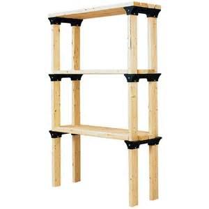 brackets for shelving shop 2x4basics black polyresin shelving brackets at lowes