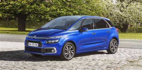 Citroen Grand C4 by 2017 Citroen C4 Picasso Grand Picasso Facelift Unveiled