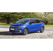 2017 Citroen C4 Picasso Grand Facelift Unveiled