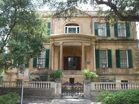 savannah house visit these 10 houses in georgia for their incredible pasts