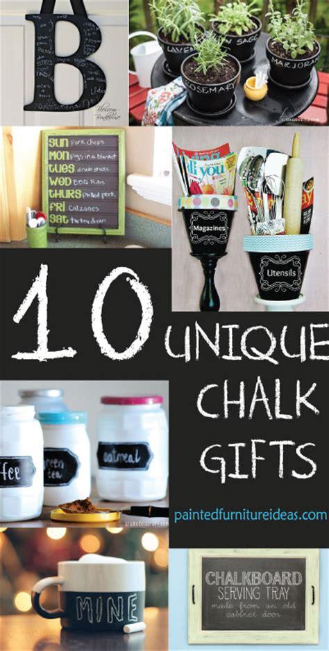 chalkboard paint gift ideas chalk paint project painted furniture ideas
