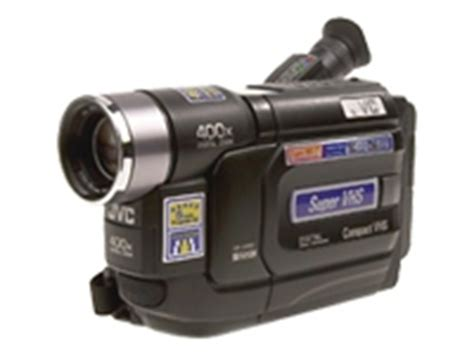 Jvc Compact Vhs Camcorder Operating Instructions