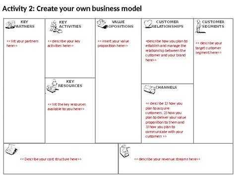 business process model template company last