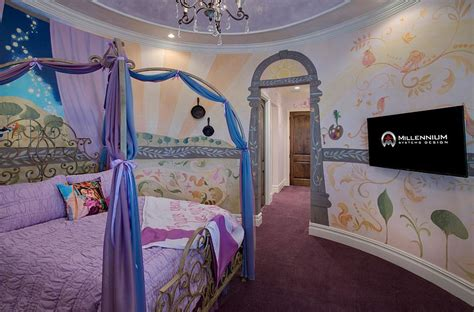 princess inspired bedrooms 25 disney inspired rooms that celebrate color and creativity