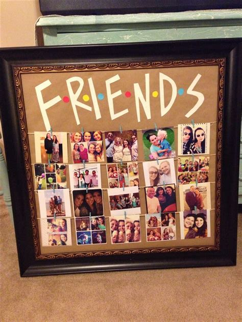 diy gifts for friends best 25 friends tv show gifts ideas on