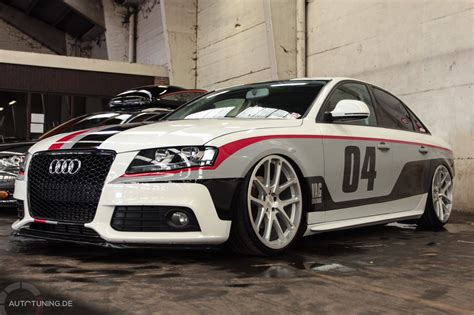 Auto Tuning A4 by Audi A4 Folierung Is Everything Autotuning De