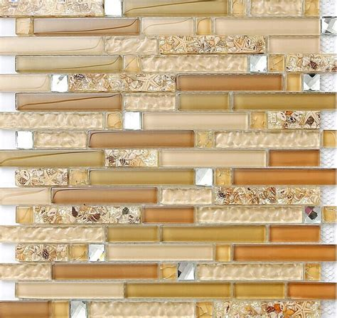 mosaic tiles backsplash glass tile backsplash interlocking glass mosaic