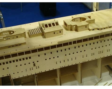 billing boats titanic model boat kit  howes models