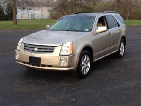 how does a cars engine work 2005 cadillac escalade ext electronic throttle control sell used 2005 cadillac srx mechanics special needs engine work needs repair no reserve in