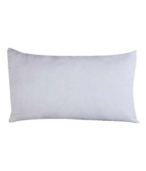 Buy Sleepwell Pillow by Sleepwell Multicolour Cotton Pillows Pack Of 2 Buy