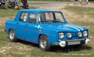 Renault Gordini R8 Photo Renault R8 Gordini