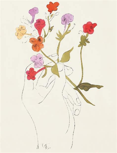 Andy Warhol Pop Drawings
