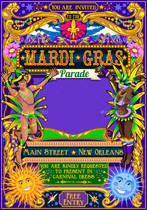 Mardi Gras Powerpoint Template The Highest Quality Powerpoint Templates And Keynote Templates Mardi Gras Powerpoint Template