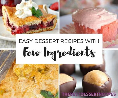 easy healthy desserts 7 healthy dessert recipes ecookbook thebestdessertrecipes com