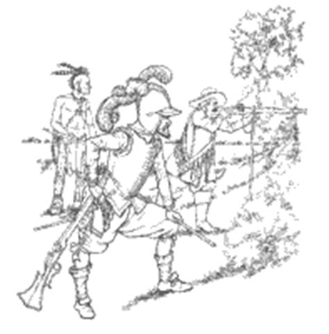 Coloring Pages Spanish Explorers | spanish explorers 187 coloring pages 187 surfnetkids