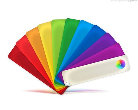 color icon color palette icon psd psdgraphics