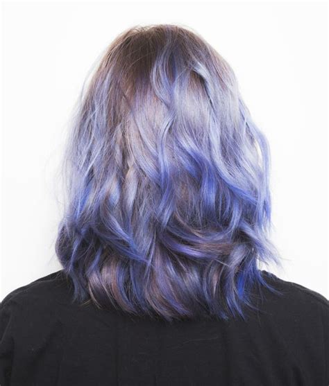 periwinkle hair highlights the truth about dyeing your hair rainbow colors purple