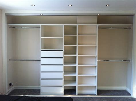 Ideas For Built In Wardrobes by Stunning Open Cabinetry System For Clothes Organizer In