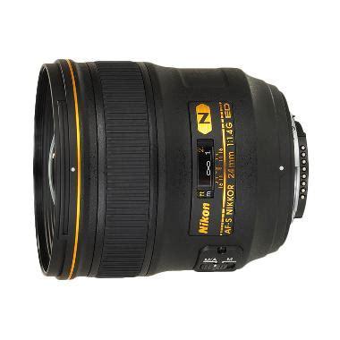 Lensa Nikon Af S 85mm F 1 8g jual lensa wide nikon terbaru harga murah blibli