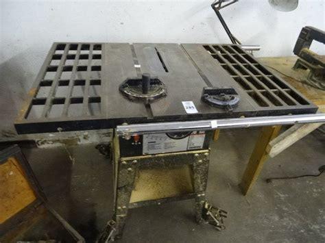 ohio forge table saw ohio forge table saw
