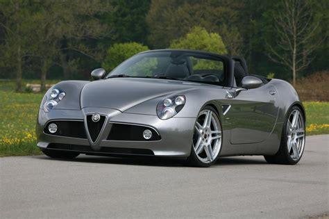 Alfa Romeo Car Tuning