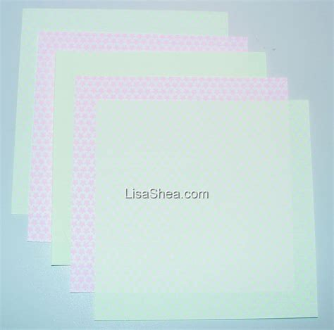 Glow In The Origami Paper - glow in the washi origami paper