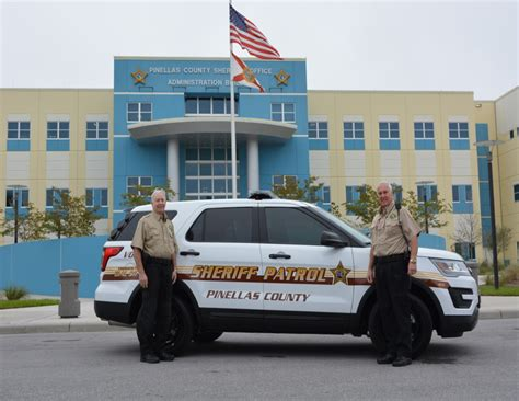 Pinellas Sheriff S Office by Volunteer Patrol