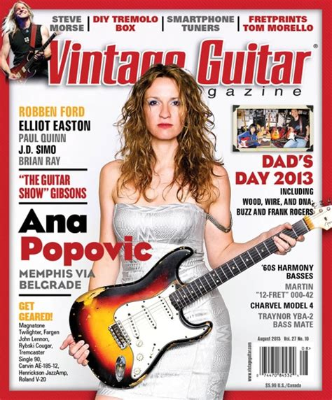 ana popovic  official site home