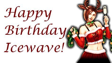 Happy Birthday Sort Of by Happy Birthday Icewave Tribute Sort Of