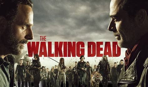 walking dead season  release date news trailers