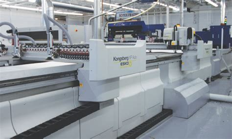 bluejet esko kongsberg finishing table suppliers take automated wide format printing to the next