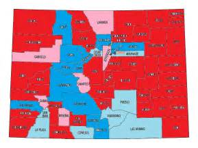 colorado political map election map by county rachael edwards