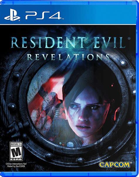 Ps4 Ps4 Resident Evil Revelations Usa resident evil revelations release date xbox one ps4