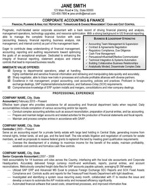 and gas resume format click here to this accounting and finance resume