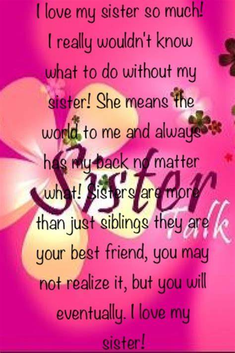 sisters images  pinterest  sister sisters  sister qoutes