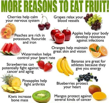 cuisine you etes 6 reasons why you should eat more fruits health nigeria