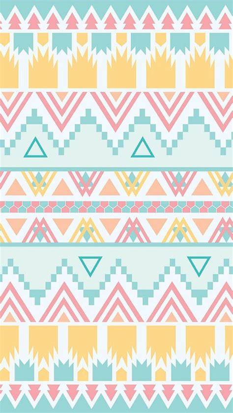 aztec pattern wallpaper for iphone tribal print background fashionplaceface com