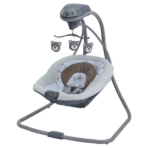 graco safari swing graco 174 simple sway lx baby swing ebay