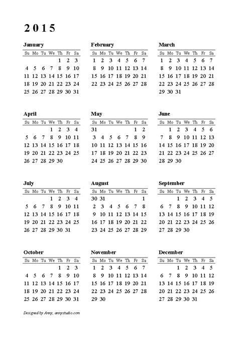 2015 calendar row su portrt gif 790 215 1 120 pixel great