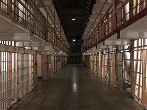 Prison Is by Spend One At Alcatraz Two Traveling Texans
