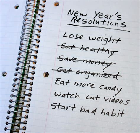 new year year of the list never serious new year s resolutions 2015 stacey gustafson