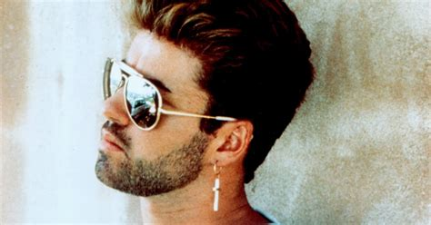 george michael s father george michael father figure was perfect pop seduction rolling stone