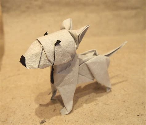 Origami Bull - 22 excellent origami models for