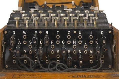 film maquina enigma enigma machine sold for record 269 000 at auction