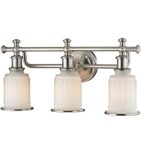 Elk Bathroom Lighting Elk Lighting Acadia 3 Light Bath Vanity Light Ls