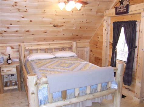 Devils Kitchen Cabins by Availability