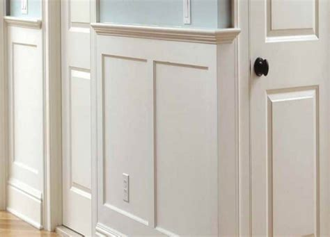 Types Of Wainscoting Wainscoting Styles Inspiration Ideas To Make Your Room