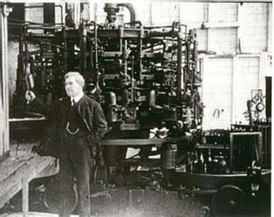 two identical original c late 1920 s quot automatic glass bottle machine ohio history central