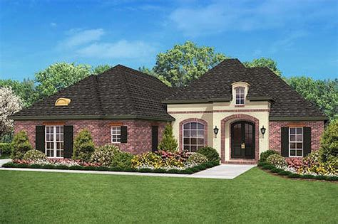 Split Foyer Floor Plans by European Style House Plan 3 Beds 2 Baths 1800 Sq Ft Plan